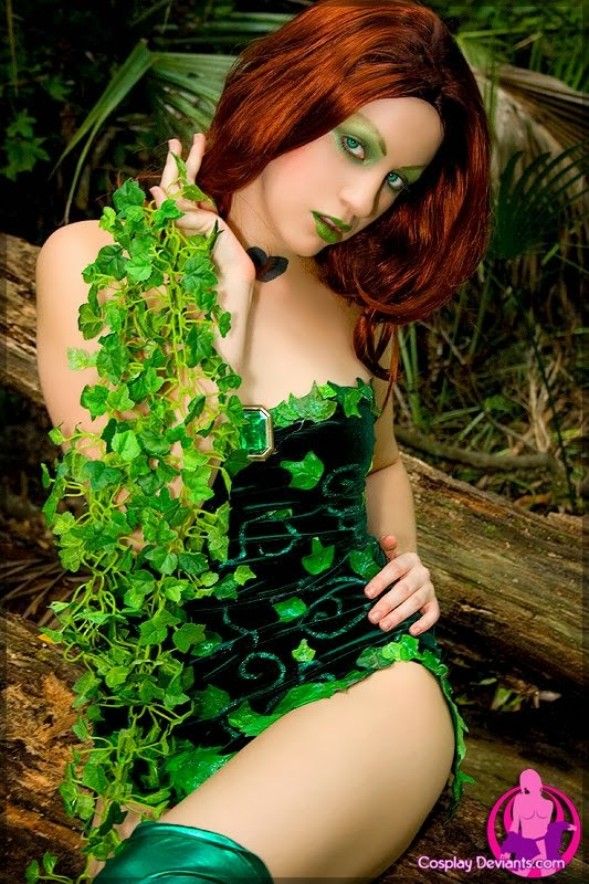 Poison Ivy (Dr. Pamela Lillian Isley) is a fictional character, a DC Comics supervillainess who is primarily an enemy of Batman. Created by Robert Kanigher and Sheldon Moldoff, she first appeared in Batman #181 (June 1966). She has also appeared in many Batman related video games.