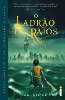 Percy Jackson e o ladrao de raios
