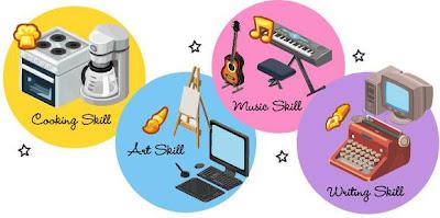 Use energia extra com habilidades no The Sims Social do Facebook