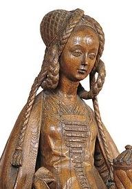 Dossier : Les femmes et leurs cheveux au Moyen-Âge - Le blog du cheveu
