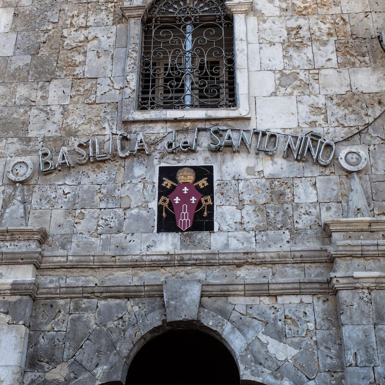 Cebu travel diary | Basilica del Santo Nino