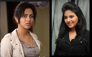 Amala paul is Out From Manchu Vishnu Movie