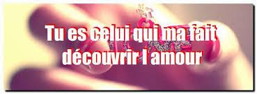 Message d'amour je t'aime mon chéri