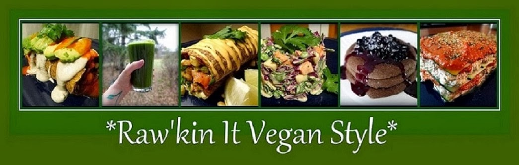 *Raw'kin It Vegan Style*