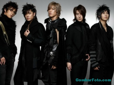 SS501 Korean Boyband