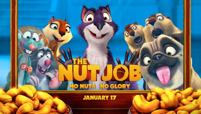 The Nut Job in 3D 2014 Full Length Movie