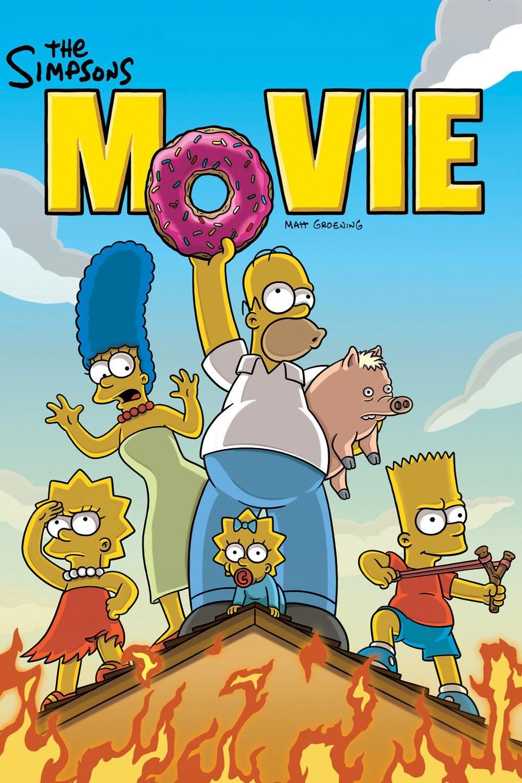 The Simpsons Movie (2007) ταινιες online seires oipeirates greek subs