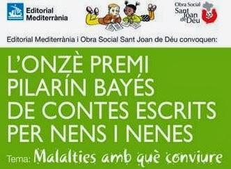 http://editorialmediterrania.net/premi-pilarin-bayes/pilarin-bayes-2014/