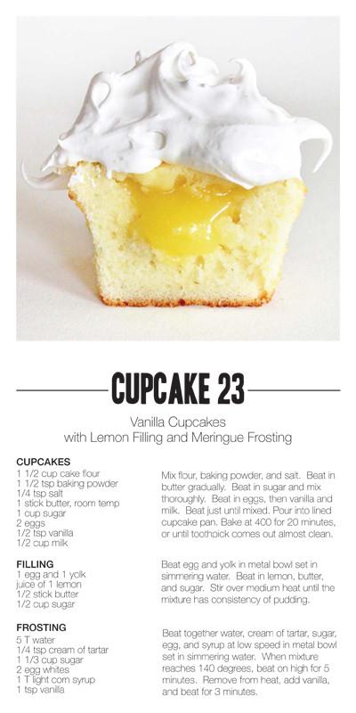 vanilla cupcake recipe martha stewart