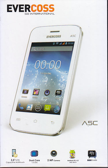 non similar when they jellybean this smartphone tin cease origin alongside Framaroot How Easy Root Evercoss A5C Without a PC