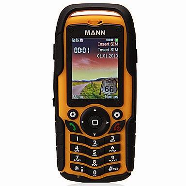XN ZUG 1 3 Teléfono Resistente e Impermeable