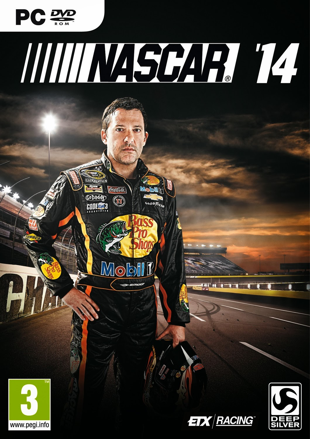 NASCAR '14 PC Game Direct Download