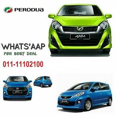 Perodua Top Sales