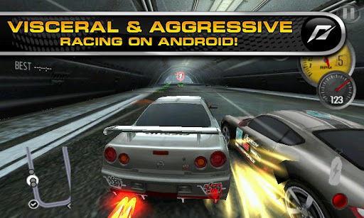 need for speed shift android para android gratis salto em quick race