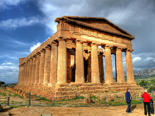 Arquitectura clásica griega.