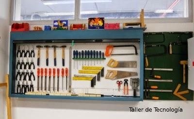 panerl de herramientas