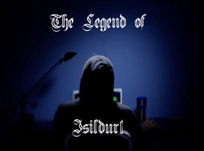 leyenda Isildur1