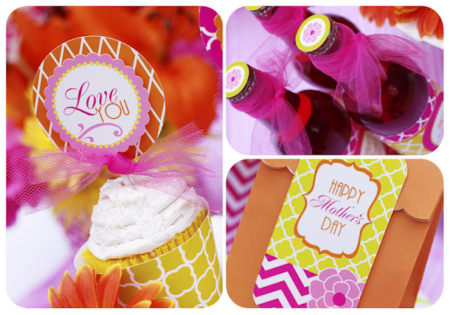 Mother's Day Freebie from Amanda's Parties to Go! Lots of great gifts for that special mom!