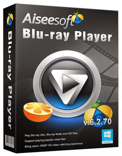 Aiseesoft Blu-ray Player Registration Code Crack