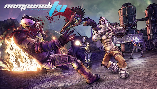 Borderlands 2 PC dlc Krieg the Psycho Bandit