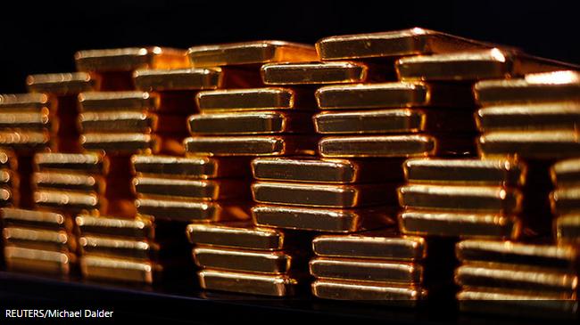'La fiebre del oro': ricos compran oro frenéticamente temiendo la salida griega de la eurozona