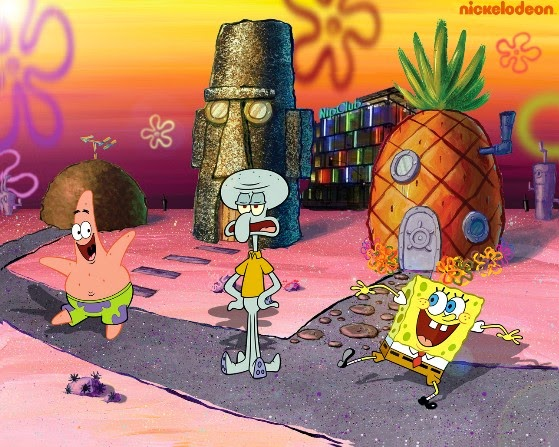 The Curse of Bikini Bottom   Encyclopedia SpongeBobia   Fandom     Pinterest