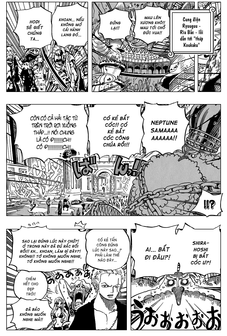 15, One Piece chap 615    NarutoSub