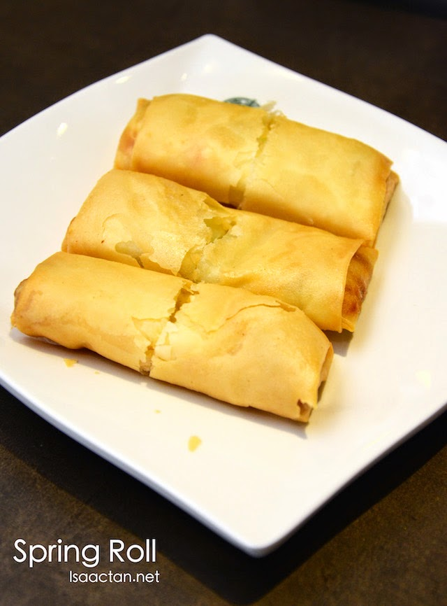Spring Roll with Egg White - RM7.80
