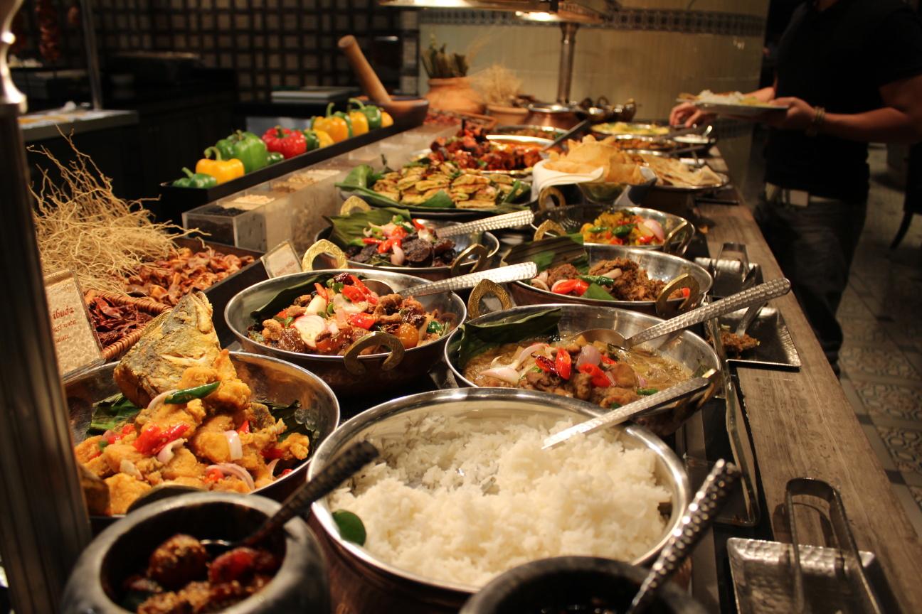 Mandarin Oriental Buka Puasa Grand Buffet Kuala Lumpur