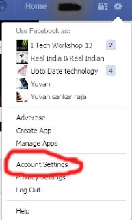 facebook notifications Digital native