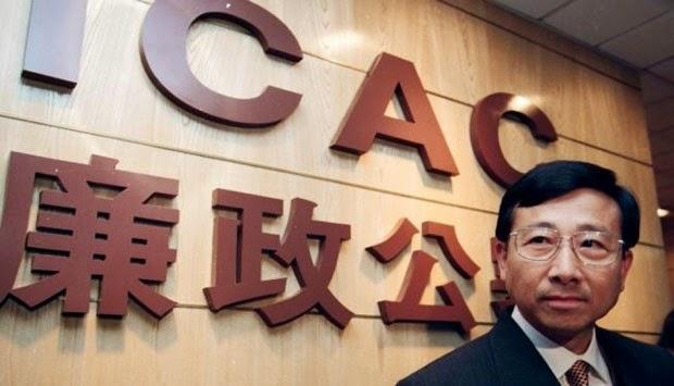 KPK Vs Polri Ini Saran Eks Pimpinan KPK Hong Kong ke Jokowi