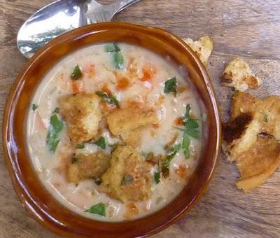 White Bean Soup | Ms. enPlace