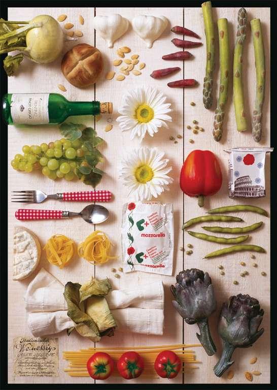 Mediterranean_Food_1000_parça_ravensburger_puzzle