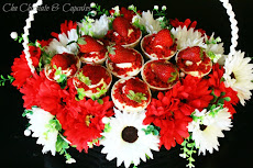 Cupcakes Bouquet Artificial Flower