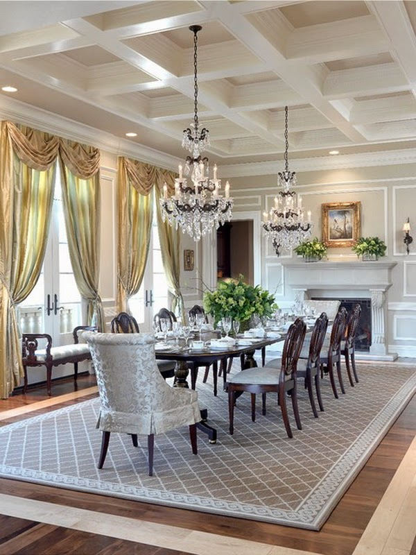 Improving the Dining Room with Dining Room Furniture | MODERN INTERIOR