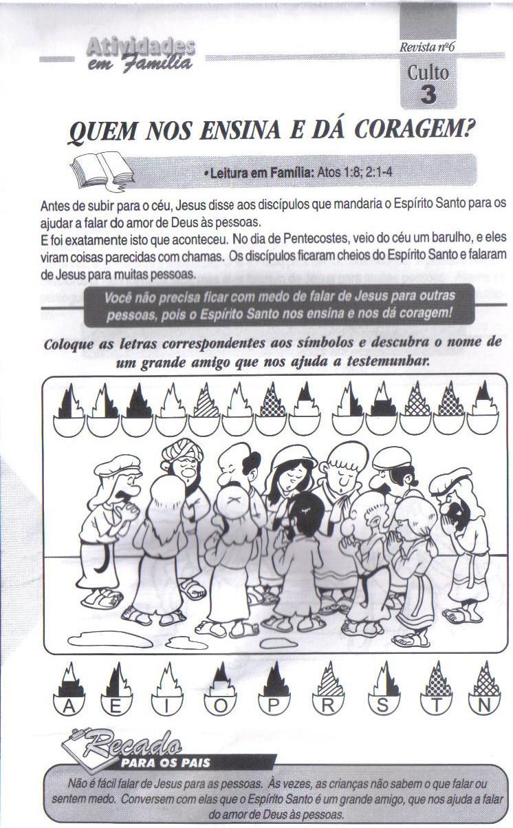 Super Recursos para Ministério Infantil: Plano da Salvação YA37