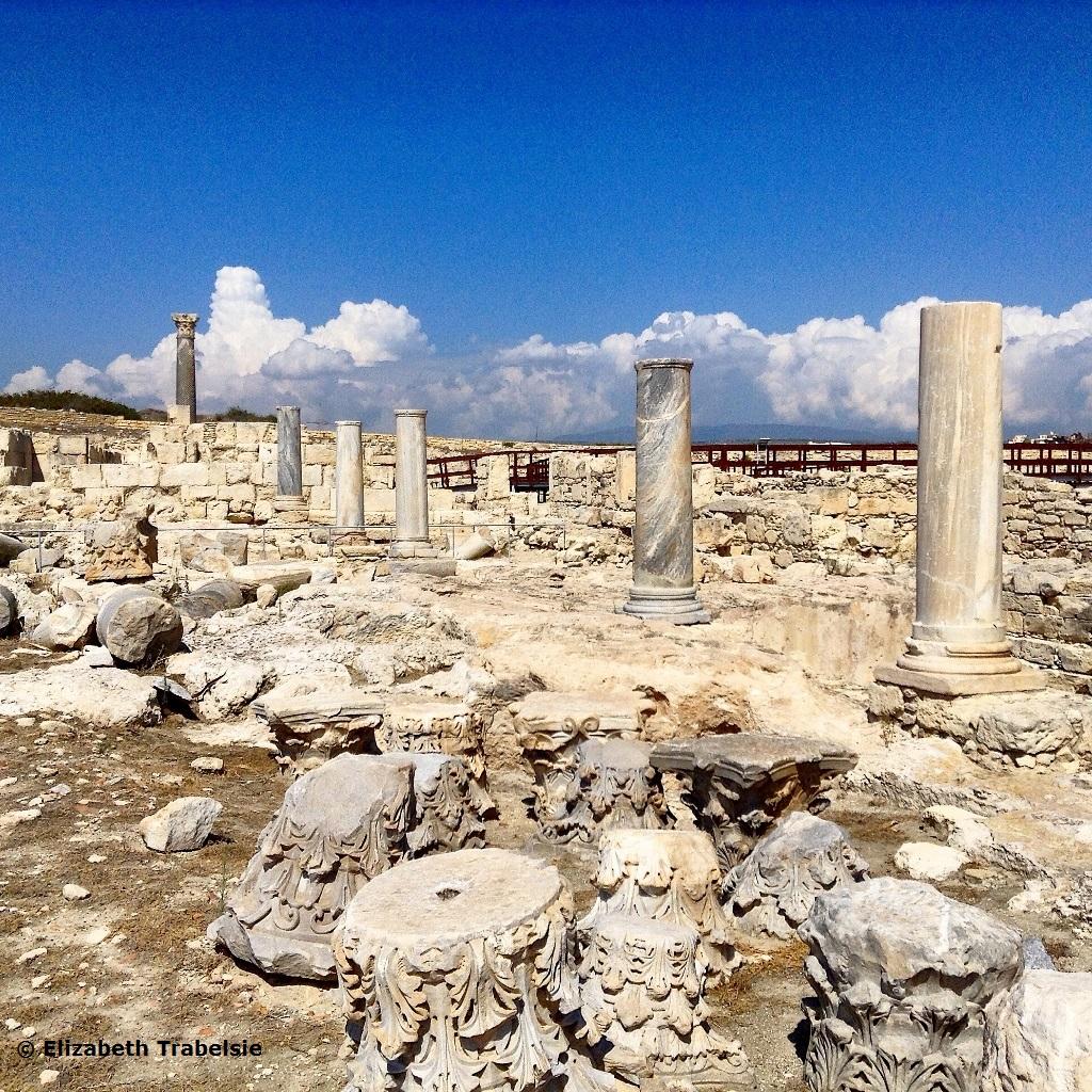 Exploring Cyprus: Kourion Archaeological Site