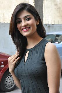 Akanhksha spicy new telugu Actress