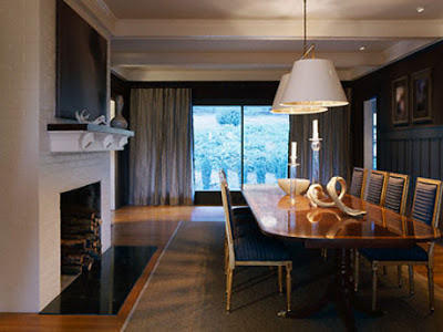 Decoracion de interiores y mas comedores elegantes ideas for Decoracion interiores cocina