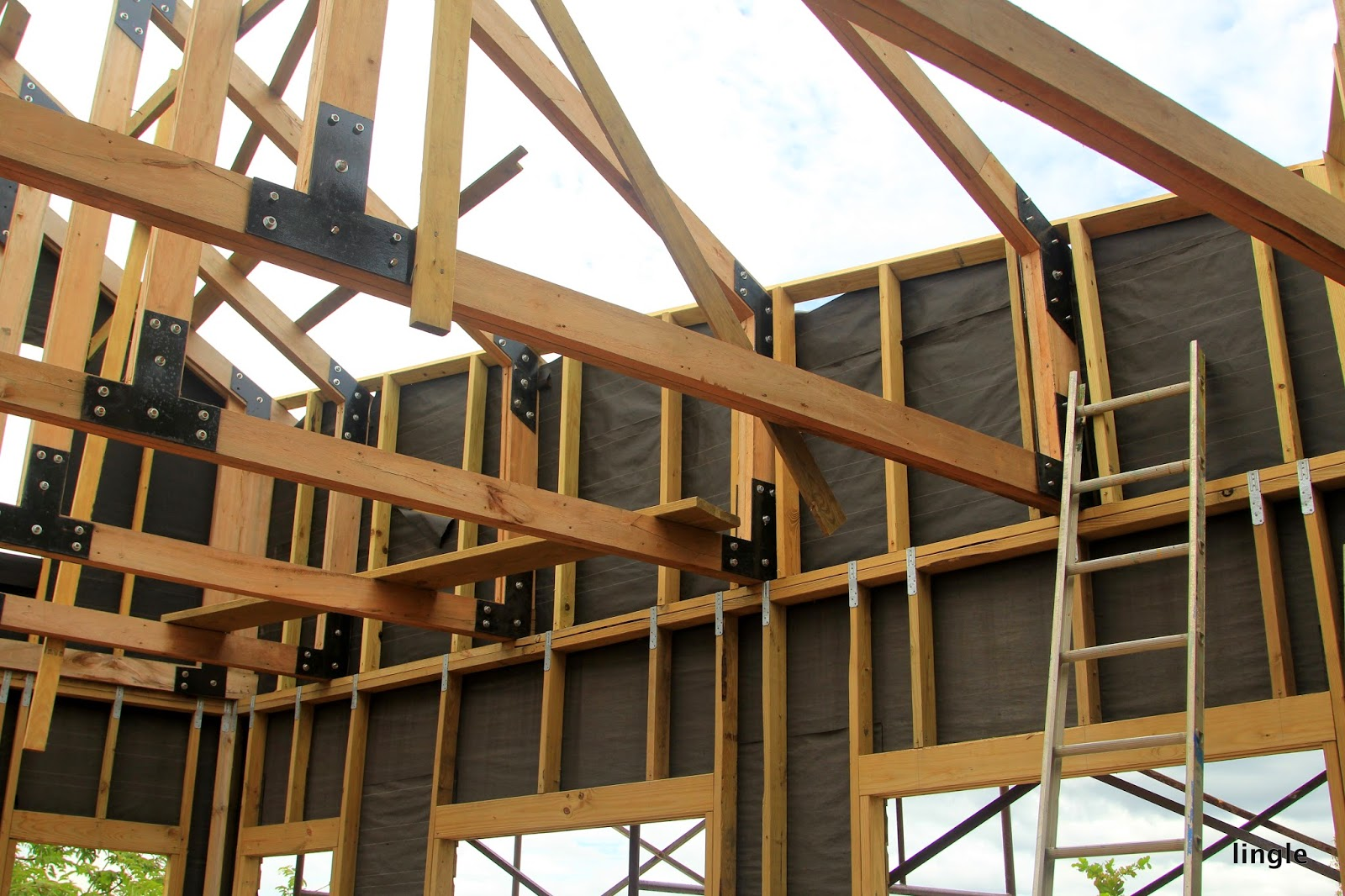 how to keep exterior timber last