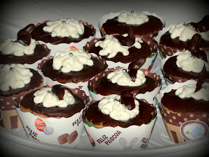 Cupcakes de Páscoa