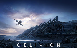 Oblivion 2013 Movie New Poster HD Wallpaper