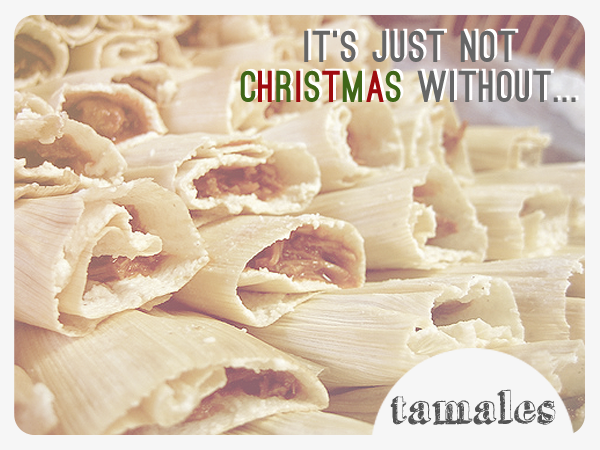 tradition of the tamales For about 60-years, members of the subia family have come together in the days  leading up to christmas to celebrate with love, laughter and.