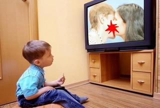 efek negatif nonton televisi