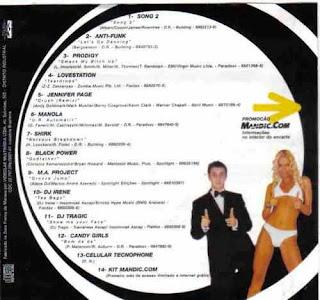 Basement Jaxx - U Can't Stop Me (Mixes)