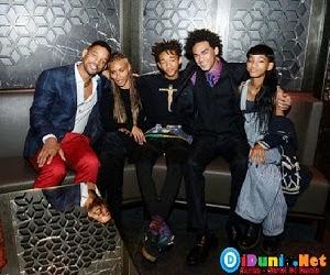 Keluarga paling stylish didunia