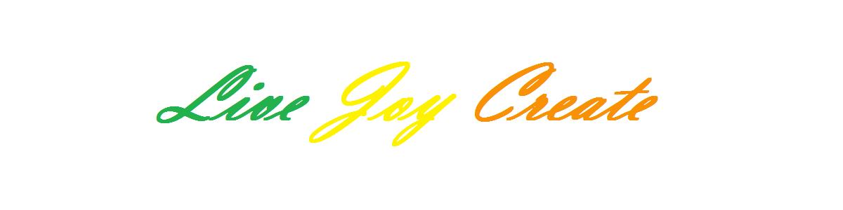 Live Joy Create