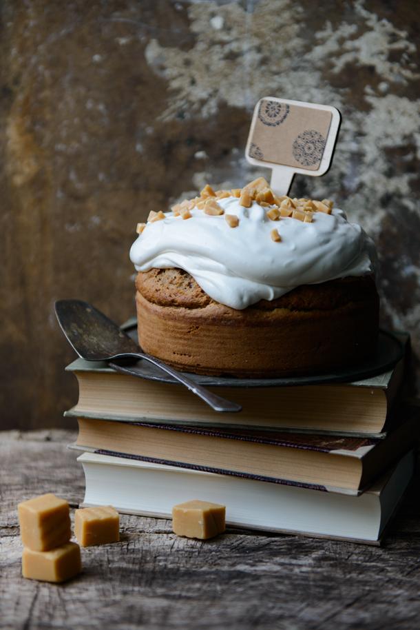 Csupa juharszirup torta