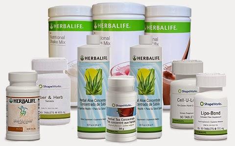 Daftar Produk Herbalife Terbaru