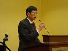 《民主正义党通讯》创办者:傅申奇